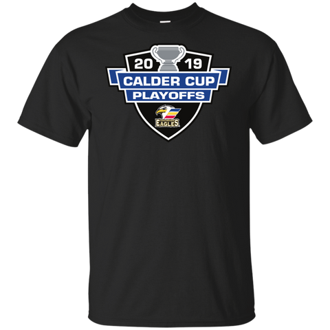 Colorado Eagles 2019 Calder Cup Playoffs Youth Cotton T-Shirt