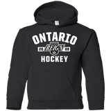 Ontario Reign Youth Established Pullover Hoodie