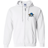Springfield Thunderbirds Zip Up Hooded Sweatshirt