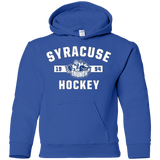 Syracuse Crunch Youth Established Pullover Hoodie