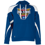2019 AHL All Star Classic Primary Logo Adult Colorblock Hoodie