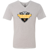 Wilkes-Barre/Scranton Penguins 2017 Calder Cup Playoffs Men's Next Level Triblend V-Neck Tee