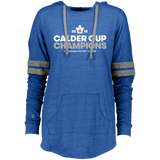 Toronto Marlies 2018 Calder Cup Champions Crown Ladies Hooded Pullover