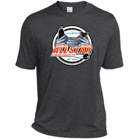 2017 AHL All-Star Classic Heather Dri-Fit Moisture-Wicking Tee for Him