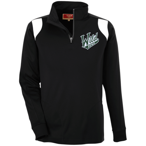 Iowa WildTeam 365 Performance Colorblock 1/4 Zip