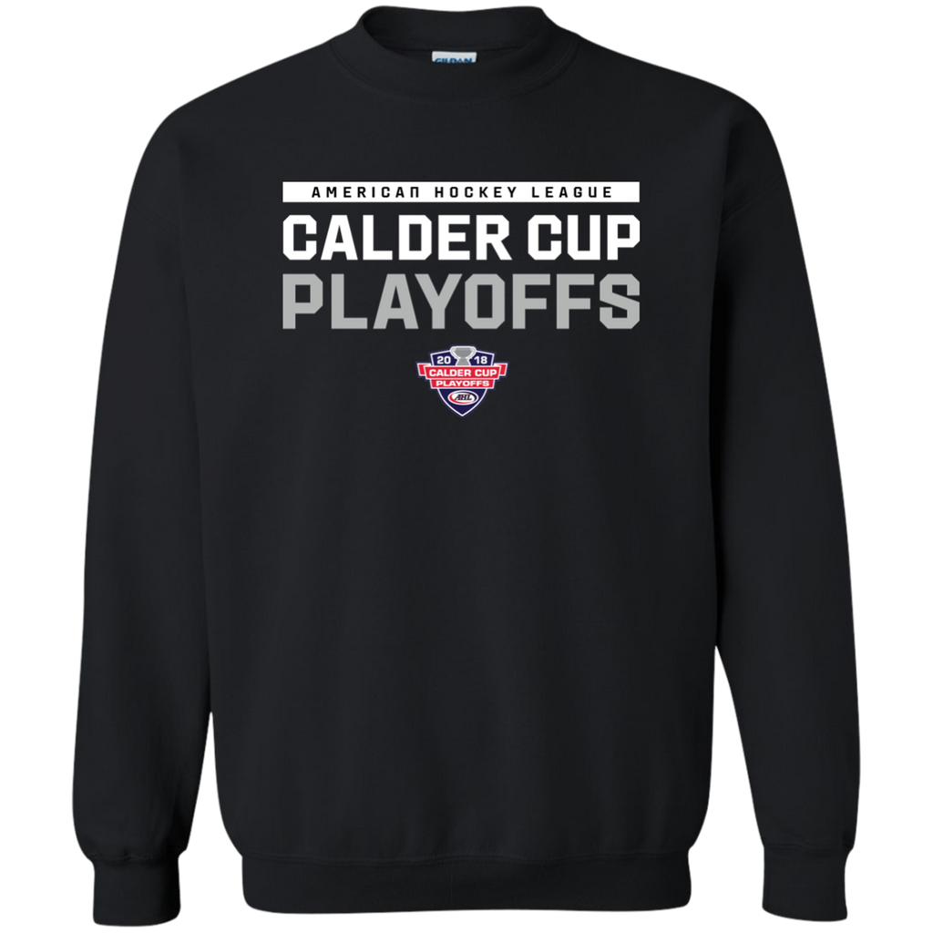 2018 Calder Cup Playoffs Adult Crewneck Pullover Sweatshirt