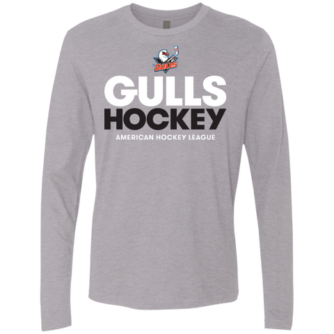 San Diego Gulls Hockey Next Level Men's Premium Long Sleeve T-Shirt