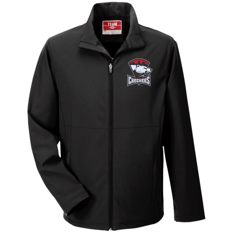 Charlotte Checkers Team 365 Men's Soft Shell Jacket