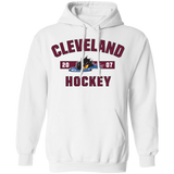 Cleveland Monsters Adult Established Pullover Hoodie
