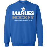 Toronto Marlies Hockey Adult Crewneck Pullover Sweatshirt
