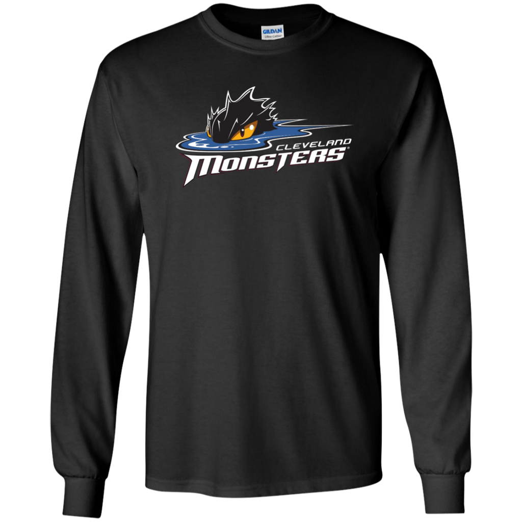 Cleveland Monsters Youth Long Sleeve Shirt