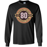 Hershey Bears 80th Anniversary Youth LS T-Shirt