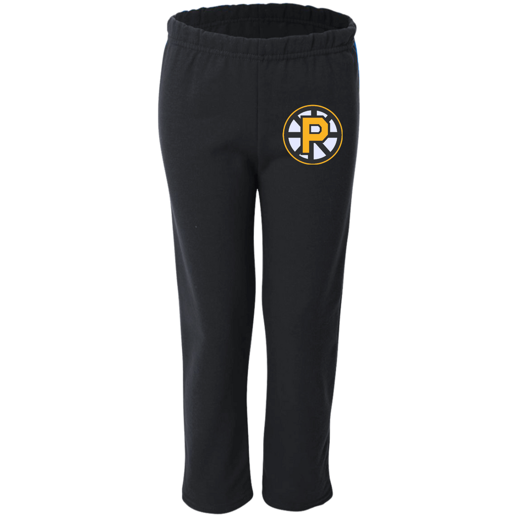 Providence Bruins Youth Open Bottom Sweat Pants