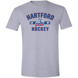 Hartford Wolf Pack Adult Established Softstyle T-Shirt