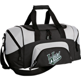 Iowa Wild Small Colorblock Sport Duffel Bag