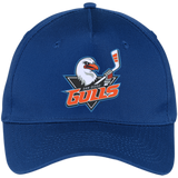 San Diego Gulls Five Panel Twill Cap