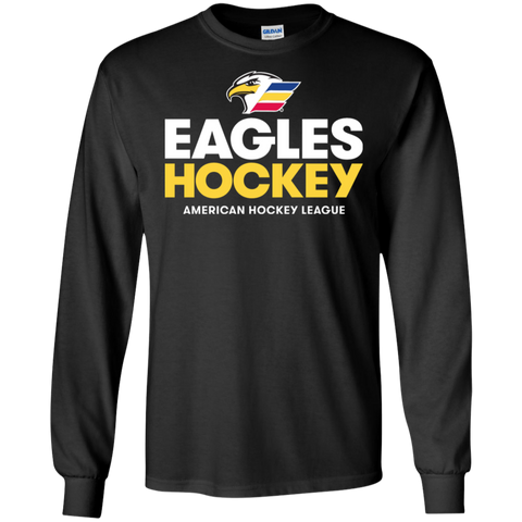 Colorado Eagles Hockey Adult Long Sleeve T-Shirt