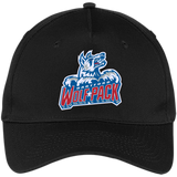 Hartford Wolf Pack Five Panel Twill Cap