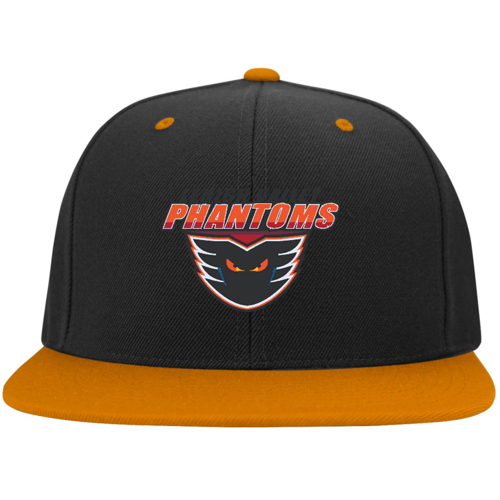 Lehigh Valley Phantoms Flat Bill High-Profile Snapback Hat