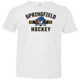 Springfield Thunderbirds Toddler Established Short Sleeve T-Shirt