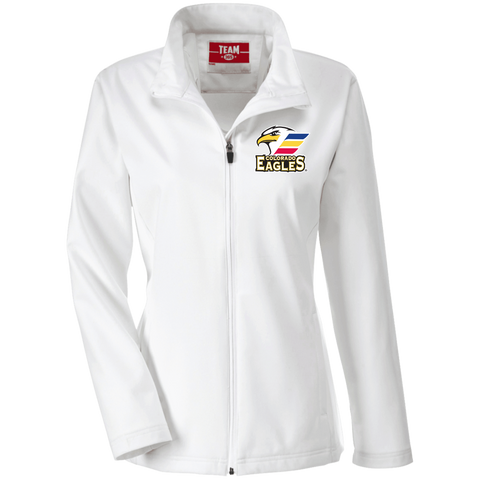 Colorado Eagles Team 365 Ladies' Soft Shell Jacket