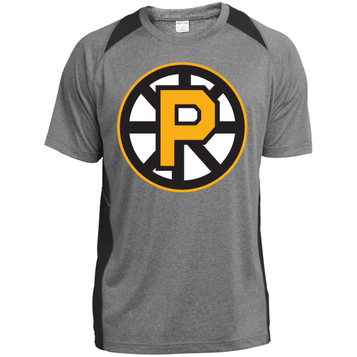 6f33df32 Providence Bruins Youth Colorblock Performance Tee – ahlstore.com