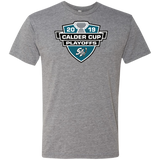 San Jose Barracuda 2019 Calder Cup Playoffs Next Level Men's Triblend T-Shirt