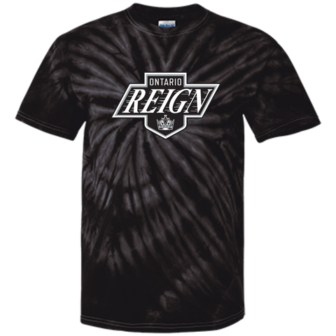 Ontaro Reign Primary Logo Adult Tie Dye T-Shirt