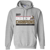Grand Rapids Griffins 2017 Calder Cup Champions Adult Athletic Pullover Hoodie