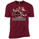 Tucson Roadrunners Primary Logo Next Level Premium Short Sleeve T-Shirt