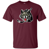 Chicago Wolves Primary Logo Adult Short Sleeve T-Shirt