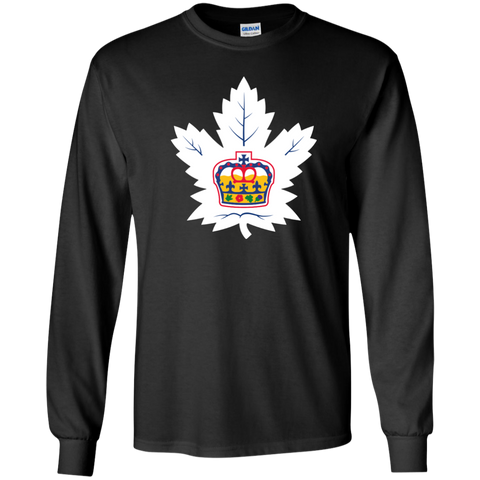 Toronto Marlies Primary Logo Adult Long Sleeve Shirt