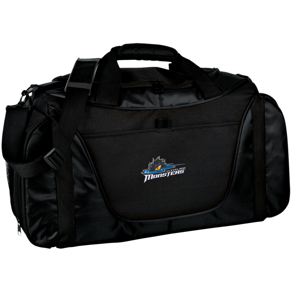 Cleveland Monsters Medium Color Block Gear Bag