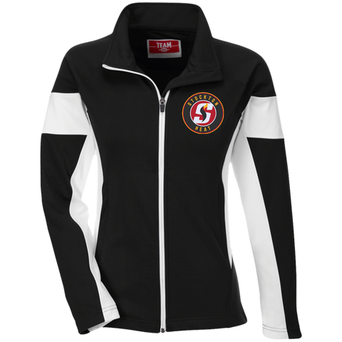 Stockton Heat Team 365 Ladies Performance Colorblock Full Zip