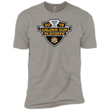 Providence Bruins 2019 Calder Cup Playoffs Adult Next Level Premium Short Sleeve T-Shirt