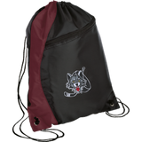 Chicago Wolves Colorblock Cinch Pack