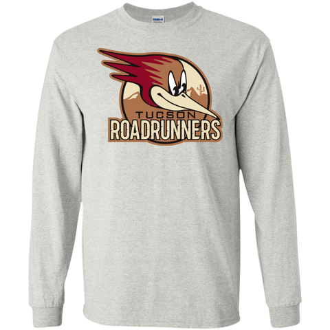 Tucson Roadrunners Alternate Logo Long Sleeve T-Shirt