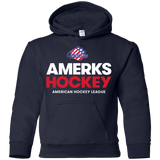 Rochester Americans Hockey Youth Pullover Hoodie