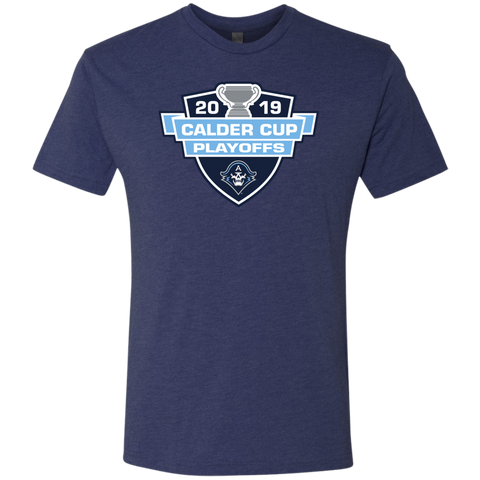 Milwaukee Admirals 2019 Calder Cup Playoffs Next Level Men's Triblend T-Shirt