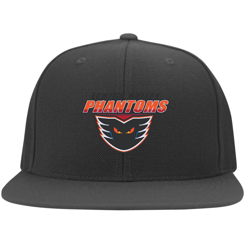Lehigh Valley Phantoms Flat Bill Twill Flexfit Cap
