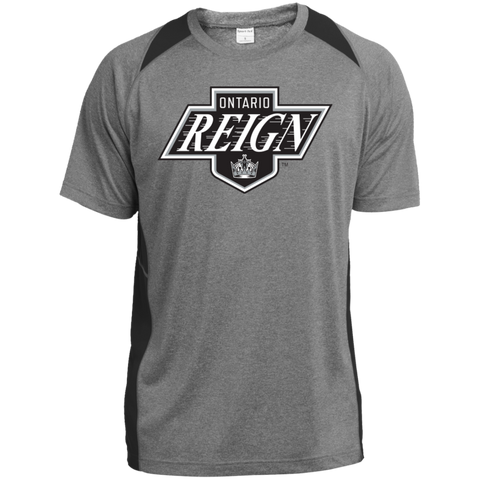 Ontario Reign Youth Colorblock Performance T-Shirt