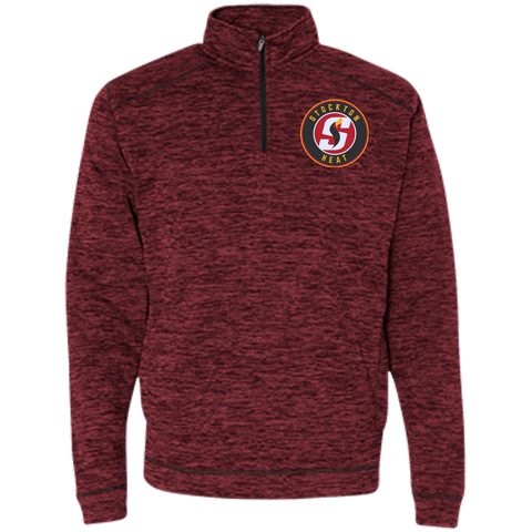 Stockton Heat Men's Cosmic Fleece 1/4 Zip