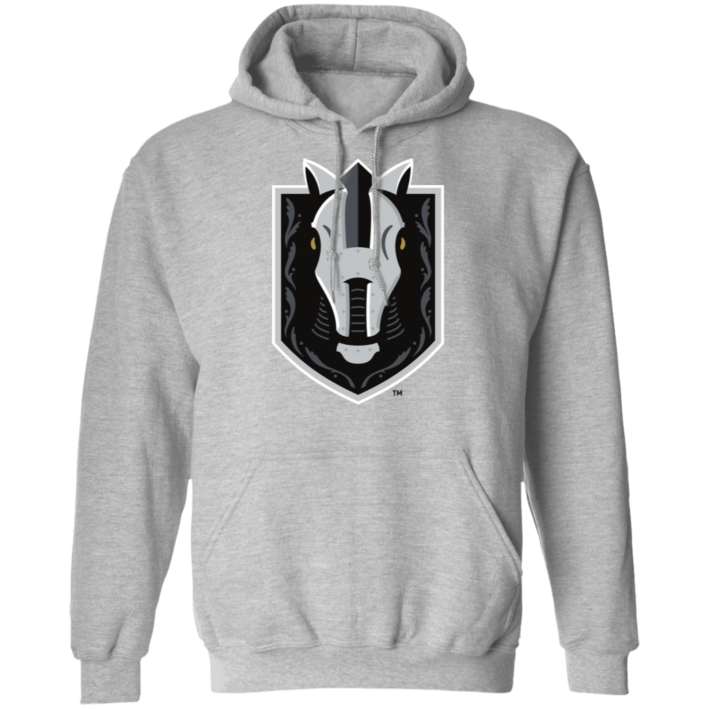Henderson Silver Knights Adult Primary Logo Pullover Hoodie