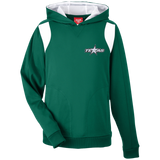 Texas Stars Team 365 Youth Colorblock Poly Hoodie
