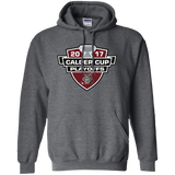 Chicago Wolves Adult 2017 Calder Cup Playoffs Pullover Hoodie