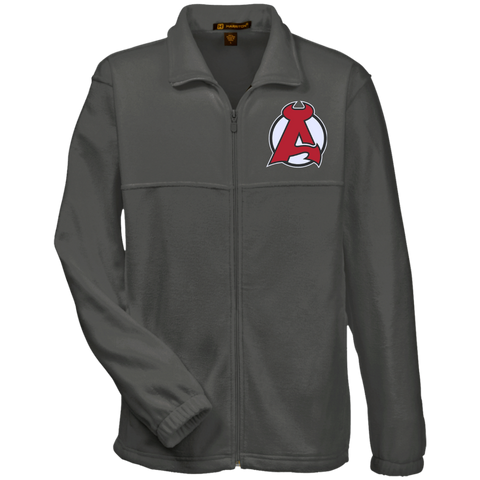 Albany Devils Adult Embroidered Fleece Full-Zip