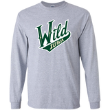 Iowa Wild Youth Long Sleeve Shirt
