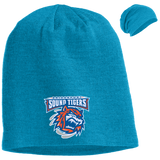 Bridgeport Sound Tigers Slouch Beanie