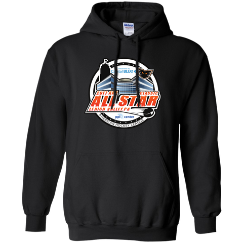 2017 AHL All-Star Classic Primary Logo Adult Pullover Hoodie