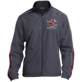 Tucson Roadrunners Adult Embroidered Colorblock Windbreaker